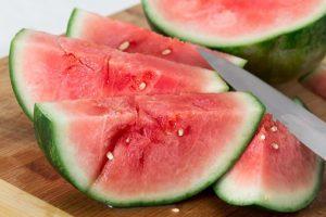 watermelon fruits that detox the body