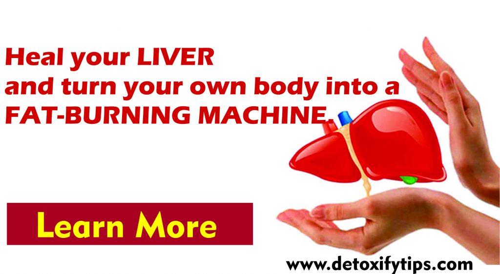 liver detox for hair loss