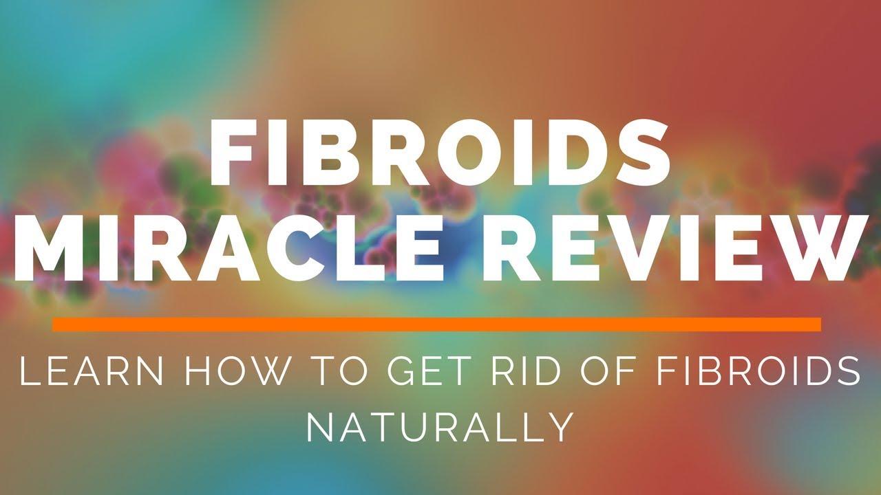 fibroid miracle pdf