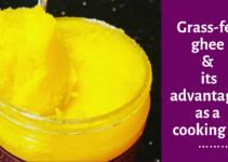 ghee nutritional value